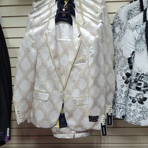 Other - Cream and gold by   suit by insomina